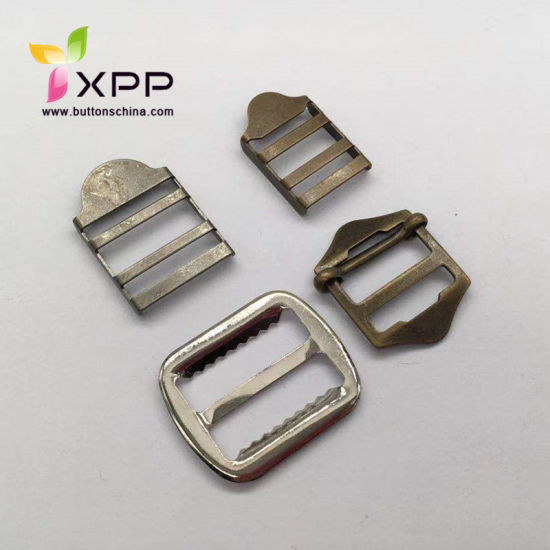 Brass Iron Buckle for Adjust Bag Tape