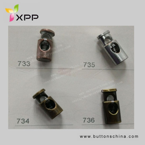 11.25mm 2 Hole Metal Button Plated Button