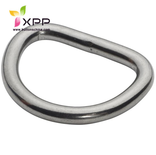 Big and Small Size Fashion Brass D-Ring