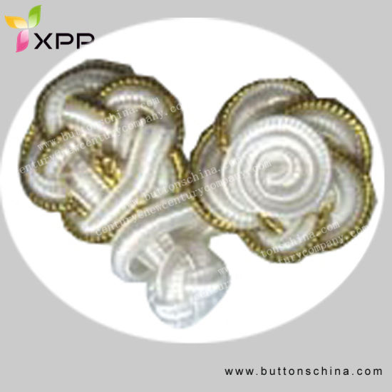 Fancy Chinese Knot Button