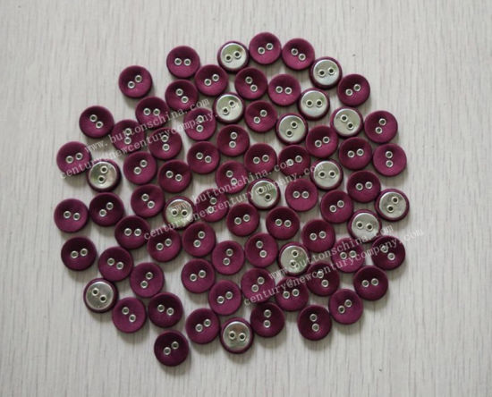 Fabric Covered Button with Alloy Back