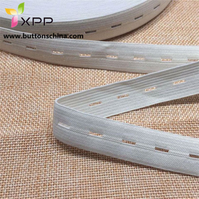 Elastic Button Tape