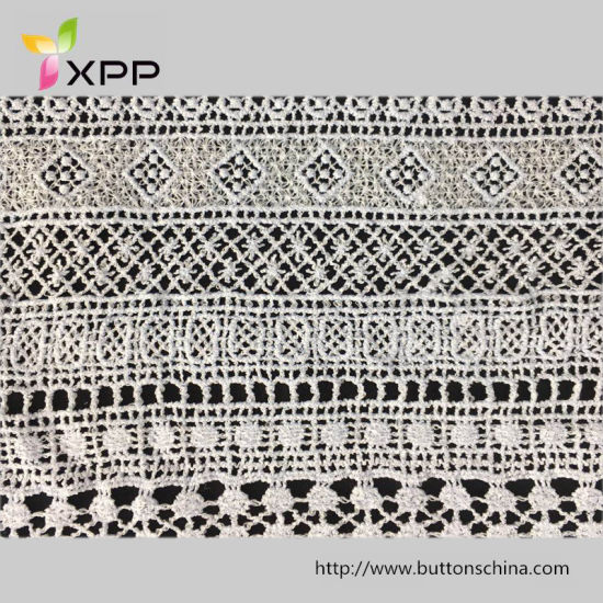 2019 Fashion Design Cotton Lace Fabric