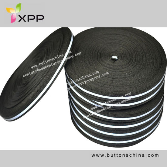 014 Reflective Ribbon with Black Color