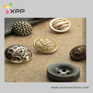 Alloy Button Series