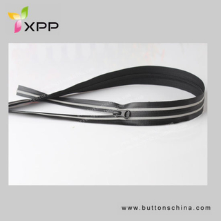 High Quality Reflective Zipper