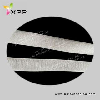 Dyable High Quality Nylon Hook & Loop Tape