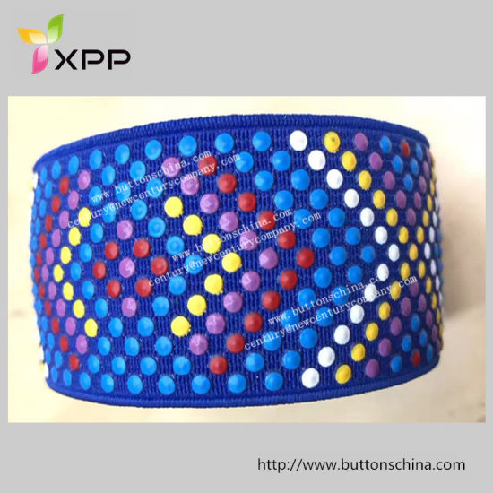 Elastic Tape with Silicone DOT