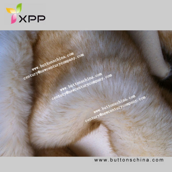 Top Print Fake Fur for Car Seat