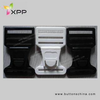 Black or White Nylon Fastener Buckle for Bag