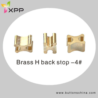 H Type Bottom and Top Stopper for Zipper Accessories