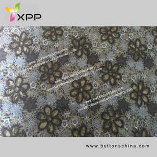 Chemical Embroidery Water Solute Fabric for Decorations